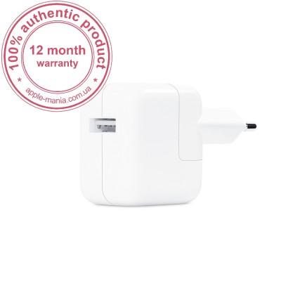 Apple 12W USB Power Adapter MD836 for iPad/iPad 2/New iPad/iPhone/iPod