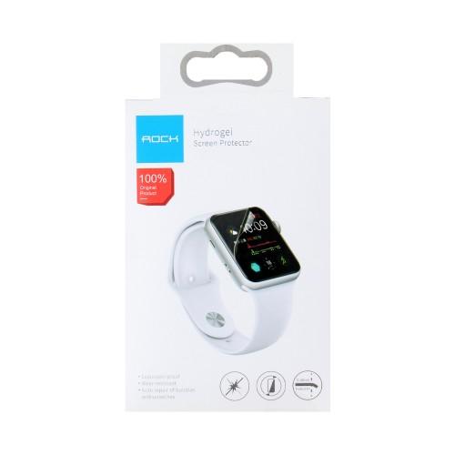 Защитная гидрогелевая пленка для Apple Watch 44mm