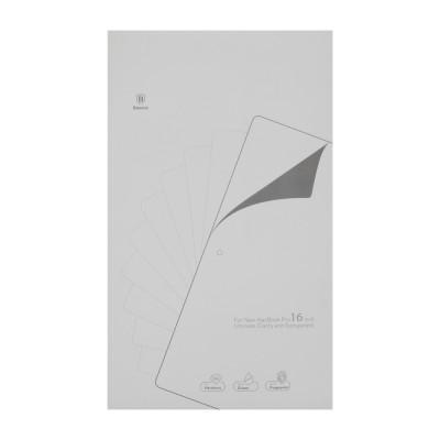 Глянцевая защитная пленка для MacBook Pro 16'