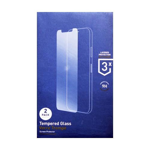 Глянцевое защитное 2D стекло для iPhone 5/ 5C/ 5S/ SE
