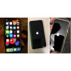 Зеленая полоса на дисплее Apple iPhone - что делать?